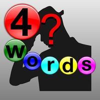 4 Words Trivia Game Quiz Maestro