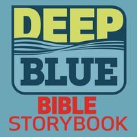 Deep Blue Bible Storybook