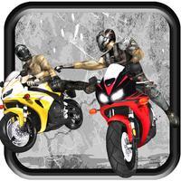 Road Rash  : Bike Race Fighter