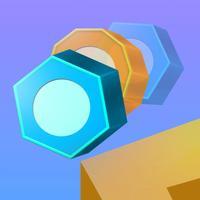Hexagon Block Drop