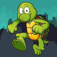 Turtle Run ~ Endless Turtles Runner Jogging Game