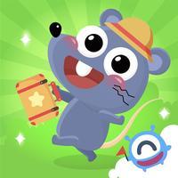 Animals Zoo -  Preschool Mouse