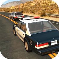 City Police Sim: Car Traffic