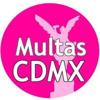 Multas CDMX