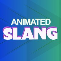 Animated Slang Stickers
