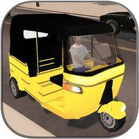 Grand Tuk Tuk Challenge : City Auto Rickshaw Game