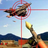 Fighter Jet-Missile Attack 3D