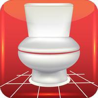 Amazing Toilet Builder Lite - Addictive Toilet Stacking Game