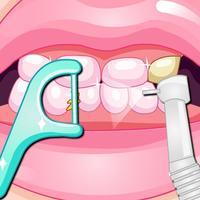 Beautiful Girl Dentist