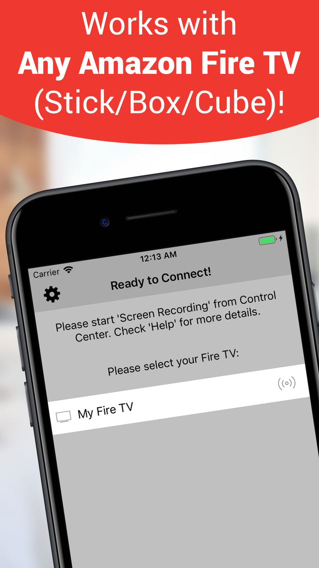 free mirror app fire tv