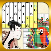 Sudoku&Nonogram~Ukiyo-e Collection~(free)