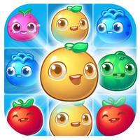 Crazy Crush Fruit Match Mania