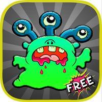 Monster Mush Free - Aliens Smasher Crushing Game