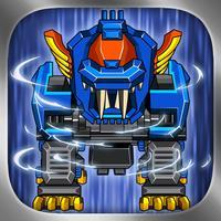 Assemble Super Robots - Machine Jigsaw Puzzle Game