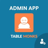 Table Monks Admin App