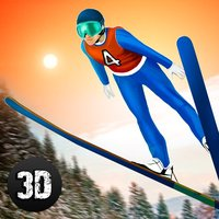 Ski Jumping Freestyle 3D