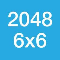 2048 (Version 6x6)