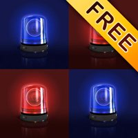 Police Sirens Free - Sounds & Lights