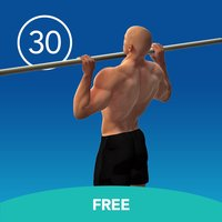 Men's Pullup 30 Day Challenge FREE