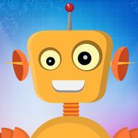 Robot games for preschool kids