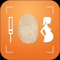 FingerPrint Pregnancy Test Simulator