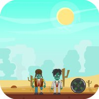 Zombie Killer : Physics Puzzle Game