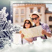 Winter Photo Frames - Instant Frame Maker & Photo Editor