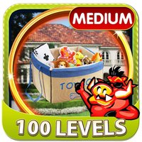 Messed Up Hidden Objects Games
