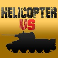 Helicopter VS Tank - Front line Cobra Apache battleship War Game Simulator