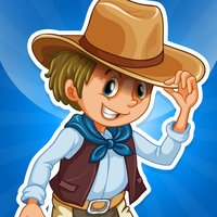 A Cowboys & Indians Learning Game for Children: Learn about the Wild West