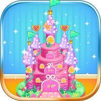 Princess Castle Cake Maker - Cooking Game