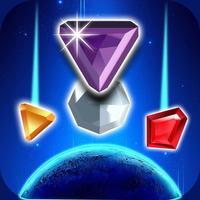 Galaxy Jewels - Galactic Jewel Quest battle defense saga