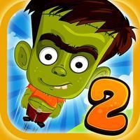 Zombie Hop 2 : Fun Free Jumpy Classic Arcade Adventure Games
