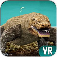 Komodo Dragon Jungle Sniper - Virtual Reality (VR)