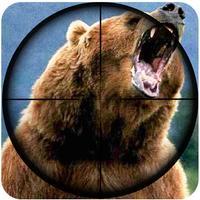 Wild Bear Hunter 2016 : Jungle Beast Hunting Simulation 3d : full fun free game