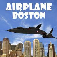 Airplane Boston
