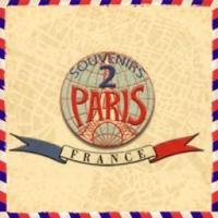 Souvenirs 2 Paris