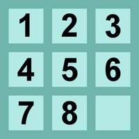 Slide Numbers Puzzle