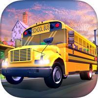 School Bus 3D Game