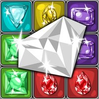 Jewel Drop - Block Popping Fun Game