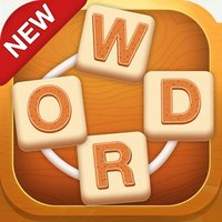 Word cookies - crossword game