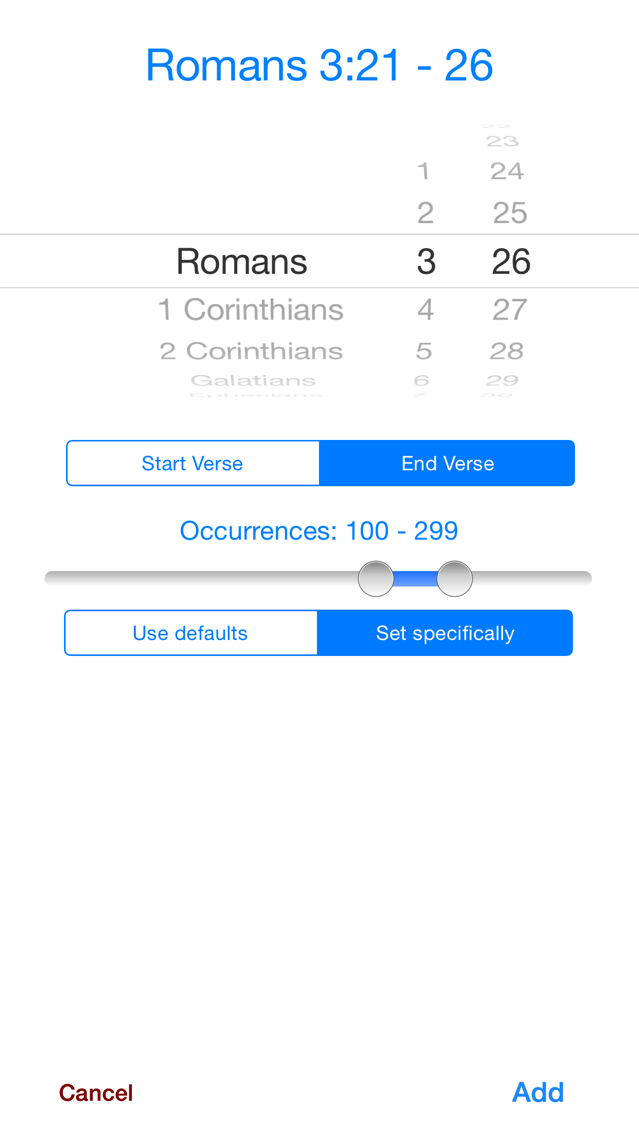 Bible Vocab+ App for iPhone - Free Download Bible Vocab+ for iPad