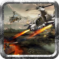 Helicopter Tanks War- Prepare a final stand in a fierce air combat