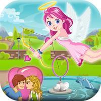 Cupid Love of Funny Zoo - Cupid's Arrow Shooter