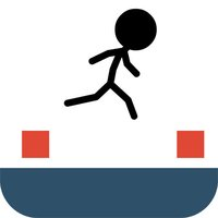 Stickman Rush & Dash Escape Arcade Racing Game