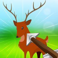 Big Game Deer Hunting Shooter Challenge