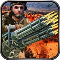 Desert Storm Gunner Shooting 3d