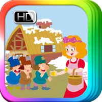 Little Men in the Wood - Fairy Tale iBigToy