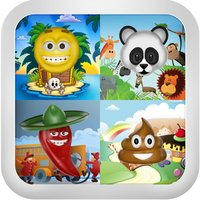 Emoji Family – Talking Parrot Squeaky Voice Recorder – Funny Stickers Morphing Video Recording for Cute Animals
