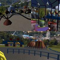 VR Theme Park 3 in 1